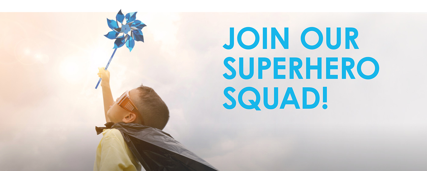 Join Our Superhero Squad!