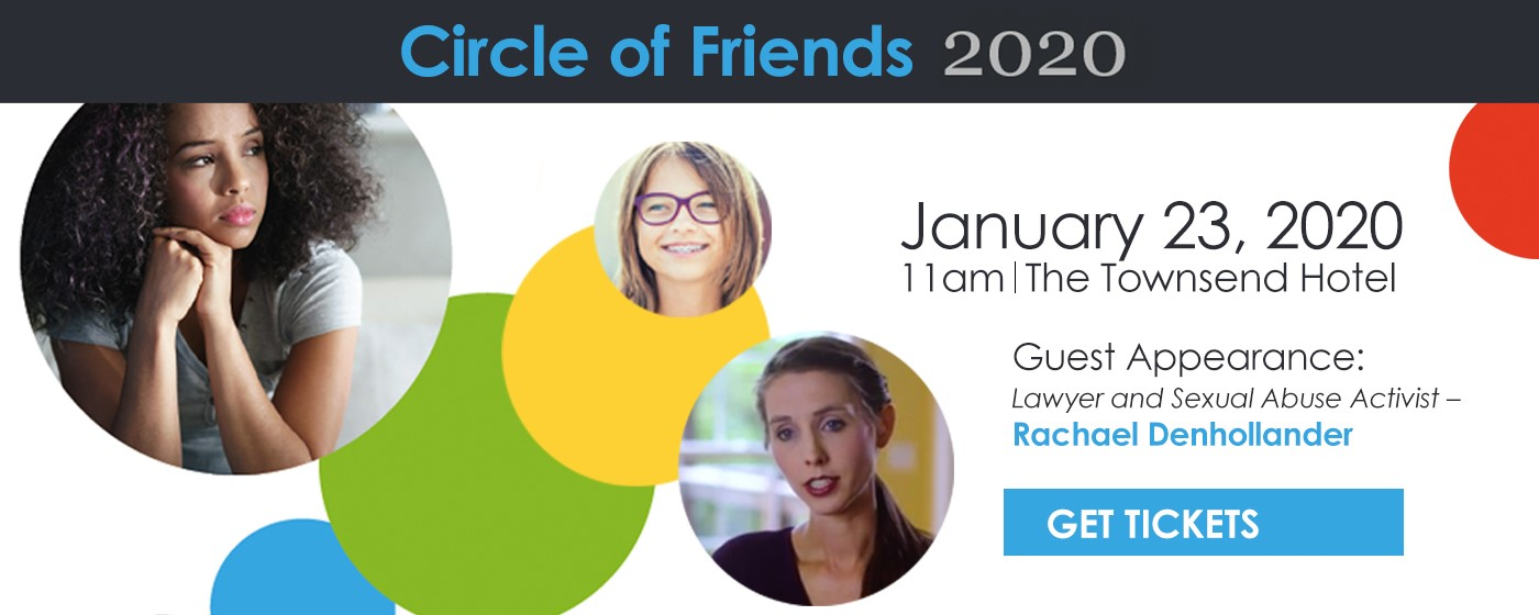 Get Tickets for Circle of Friends 2020